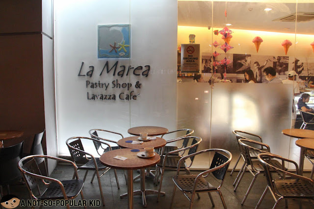 La Marea Pastry Shop and Lavazza Cafe