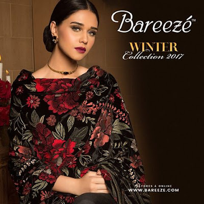 Bareeze-winter-shawl-dresses-designs-collection-2017-for-girls-1