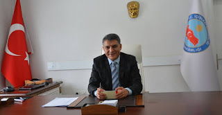 """Tatvan Kaymakamı Özkan'dan """"Dünya Gazeteciler Günü"""" Mesajı - Bitlis Tatvan Haber"""