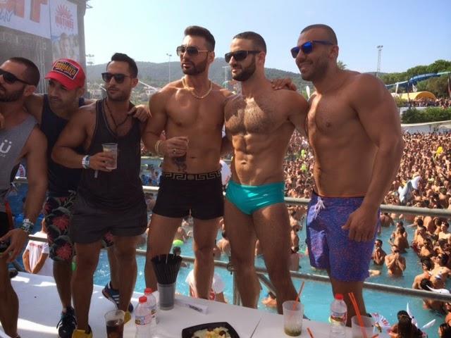 Pool party circuit festival barcelona