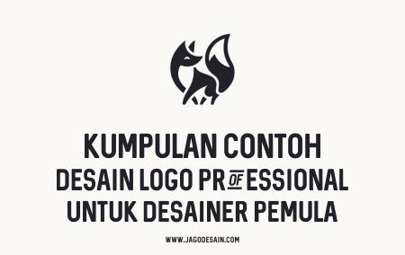 Kumpulan 30+ Contoh Desain Logo Professional Untuk Desainer Pemula