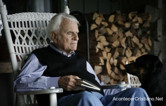 Billy Graham pidió que en su funeral