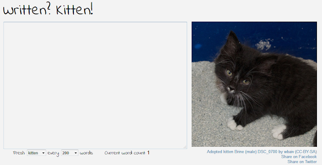 Written Kitten | Useful Websites