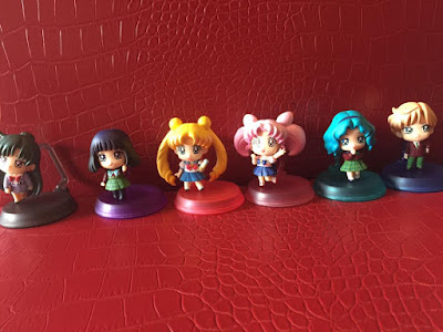 HAUL Sailor Moon Bandai