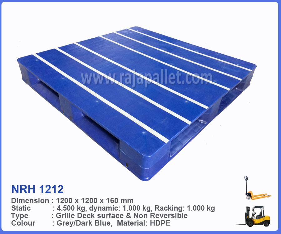 Pallet Plastik NRH 1212