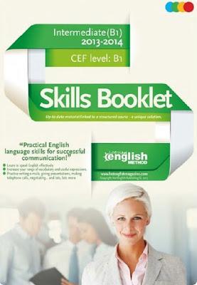 Hot English Skills Booklet Intermediate