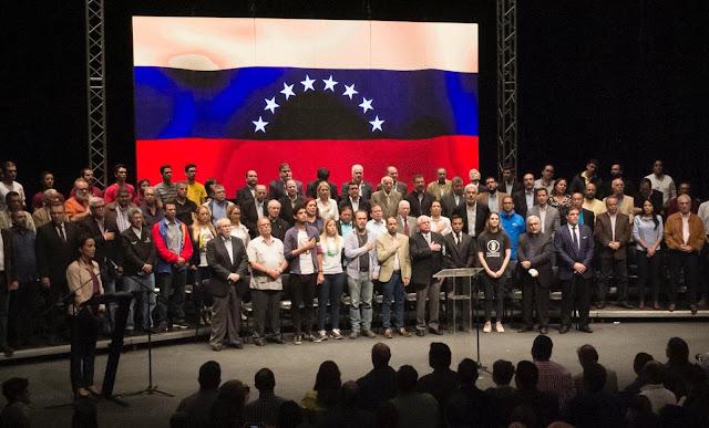 Venezuela: la unidad como azote
