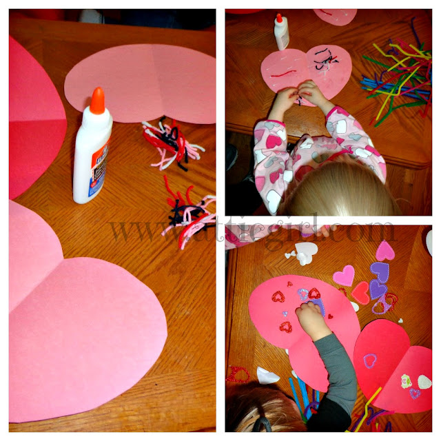toddlers, Valentines