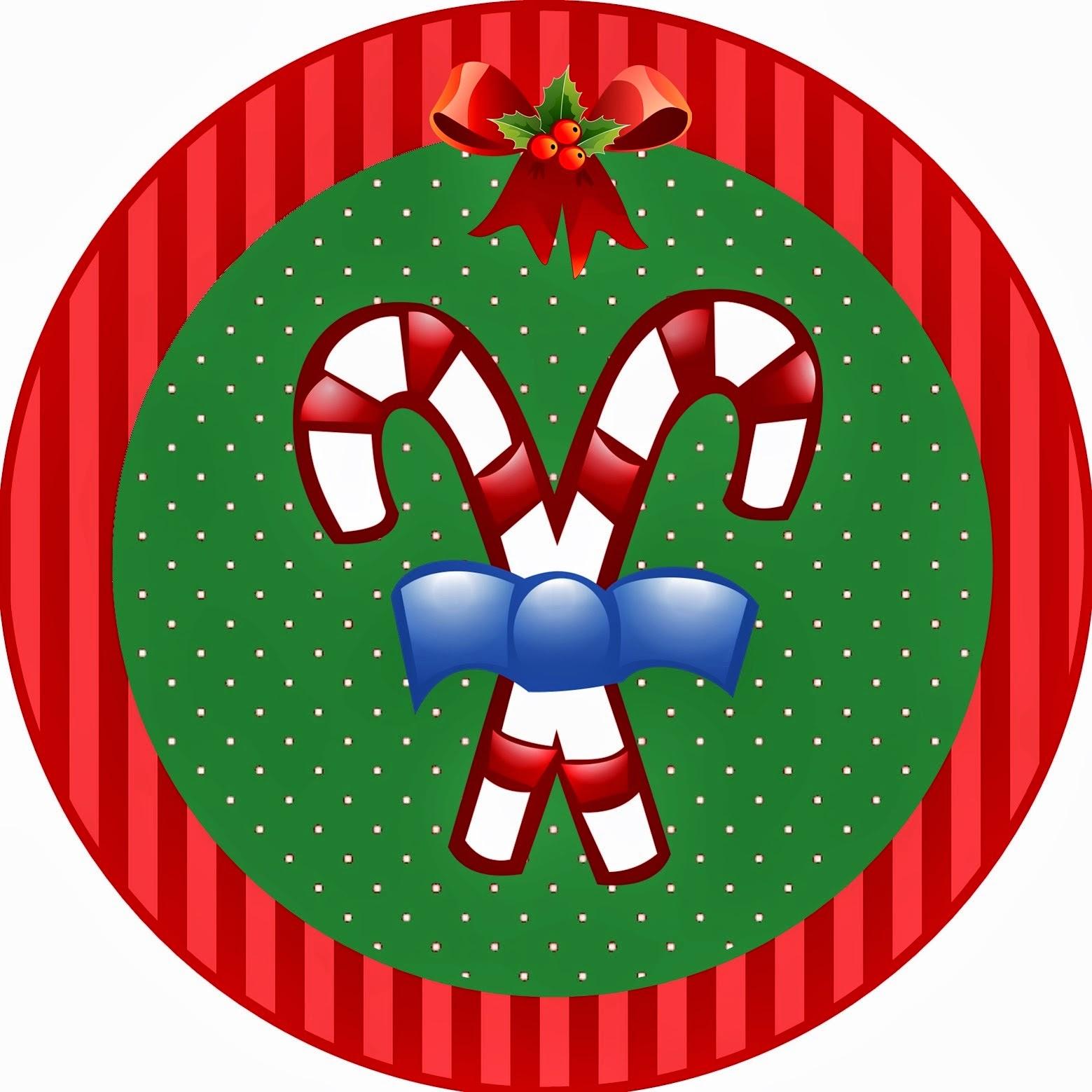 Kit De Navidad Para Imprimir Gratis Ideas Y Material