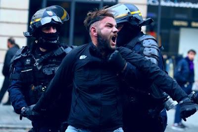 France proteste