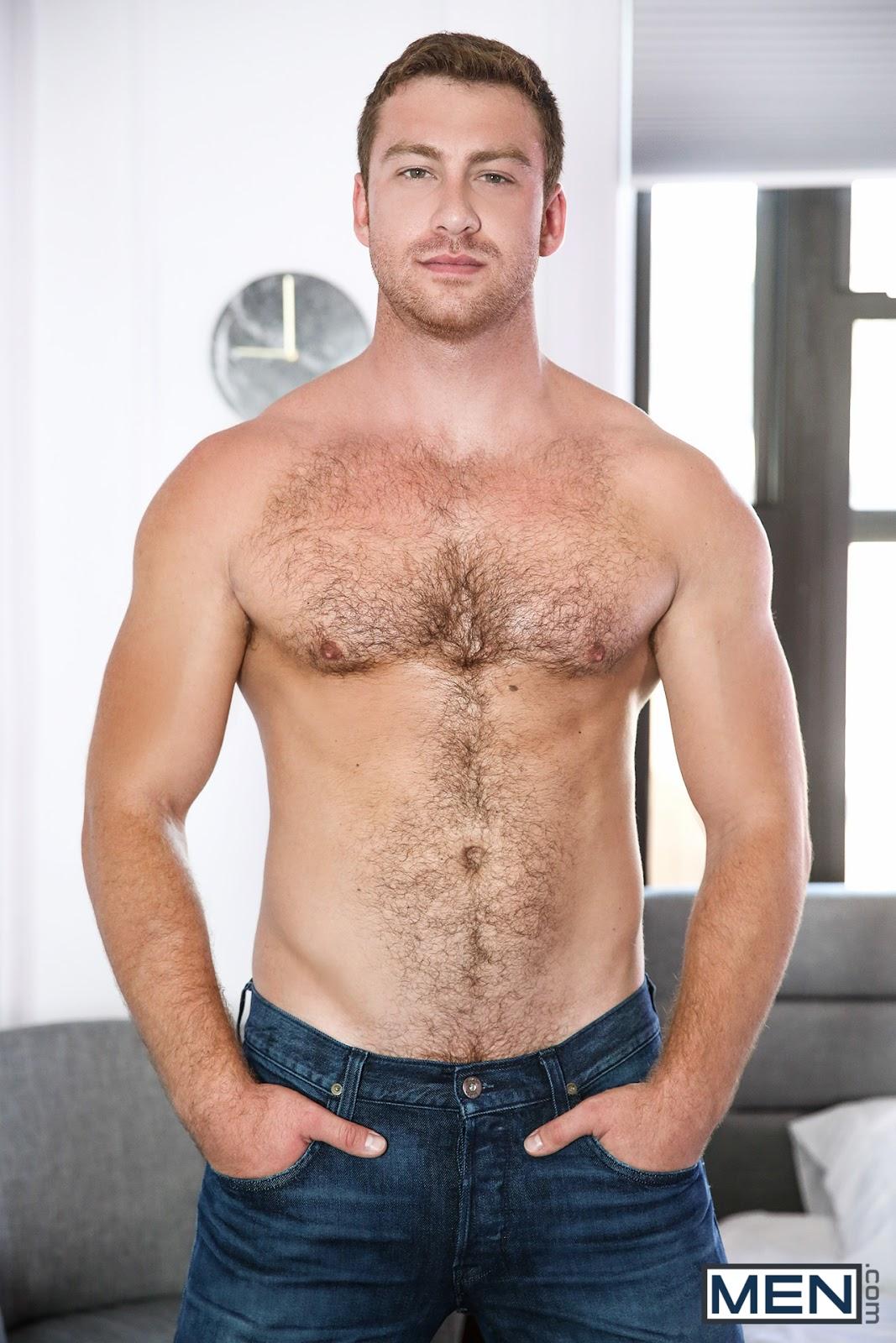 Gay posing naked