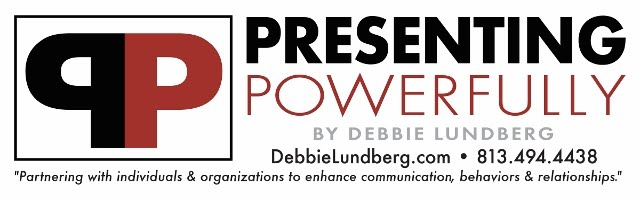 Presenting Powerfully by Debbie Lundberg