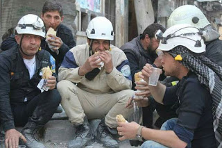 Funding White Helmets in Syria conducted via sophisticated plans