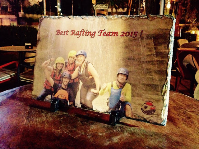 Best Rafting Team 2015