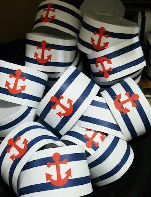 hacer sombrero marinero en papel