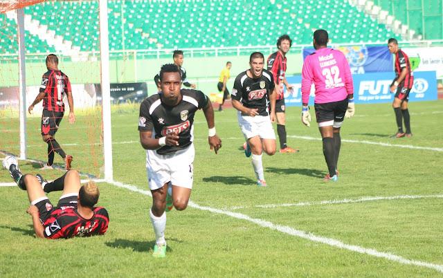 Ronald Pierre da un triunfo a Moca FC sobre Bauger FC