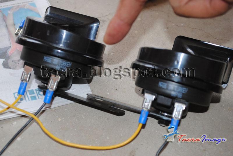 tacra\u0027s diy garage bosch horn wiring diagram diy repair your car diy membaiki kereta