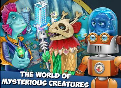 Aquapolis. Free city building! (Mod) - gudang game android apptoko
