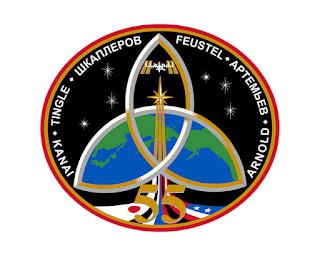 A bordo se halla la Expedición 55