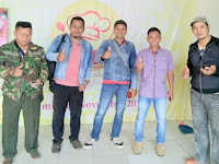Pemilik Media Online Kalbar Berkumpul di Landak