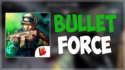 تحميل لعبة Bullet Force v1.50 مهكرة اونلاين للاندرويد (اخر اصدار)