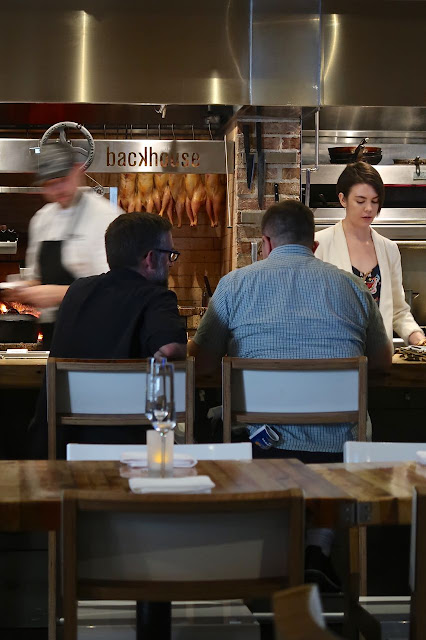 Backhouse: Integrated Cool Climate Cuisine