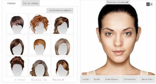 Cómo conseguir un simulador de peinados Galería de cortes de pelo tutoriales - Simulador corte de pelo online - Peinados y peinados de ...