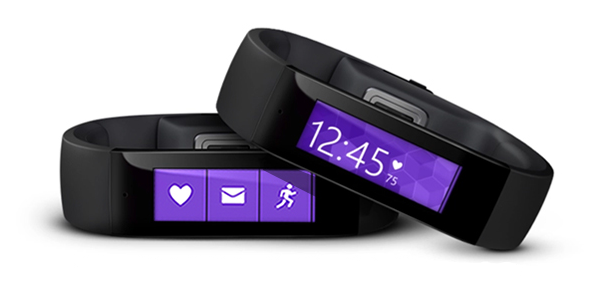 Microsoft Band back in stock online
