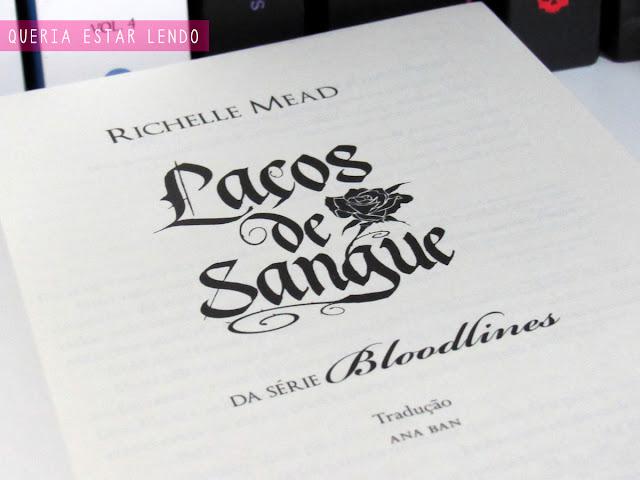 Resenha: Laços de Sangue