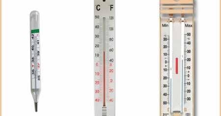 Sebutkan 3 Jenis Termometer Berdasarkan Skalanya ...