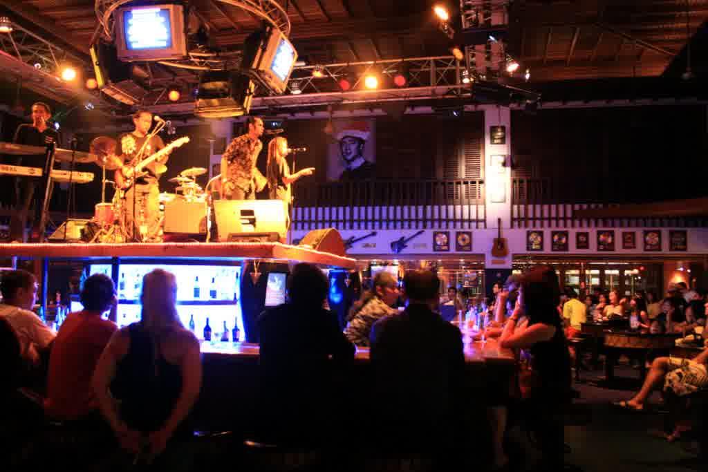 Hard Rock Cafe Bali Legian Kuta Beach