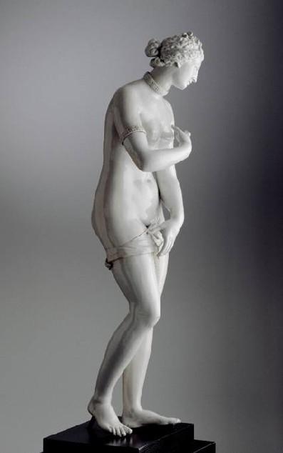 venere dei medici scultura di porcellana ginori
