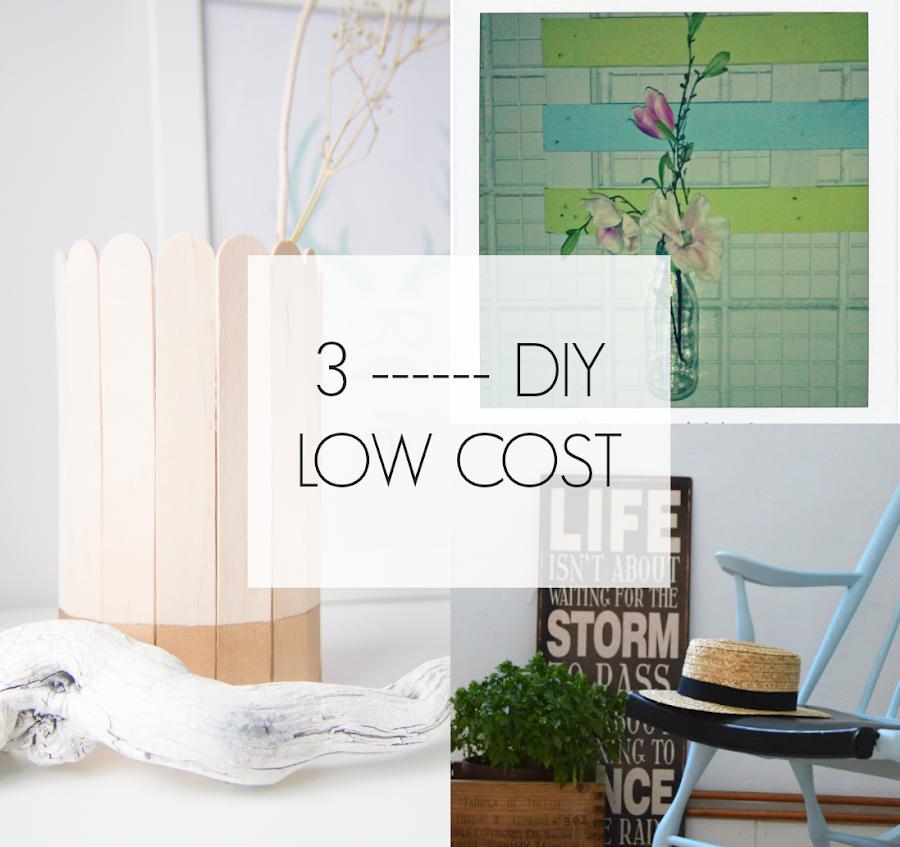 3 diy low cost
