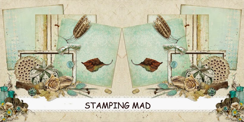 Stamping-Mad Blogspot