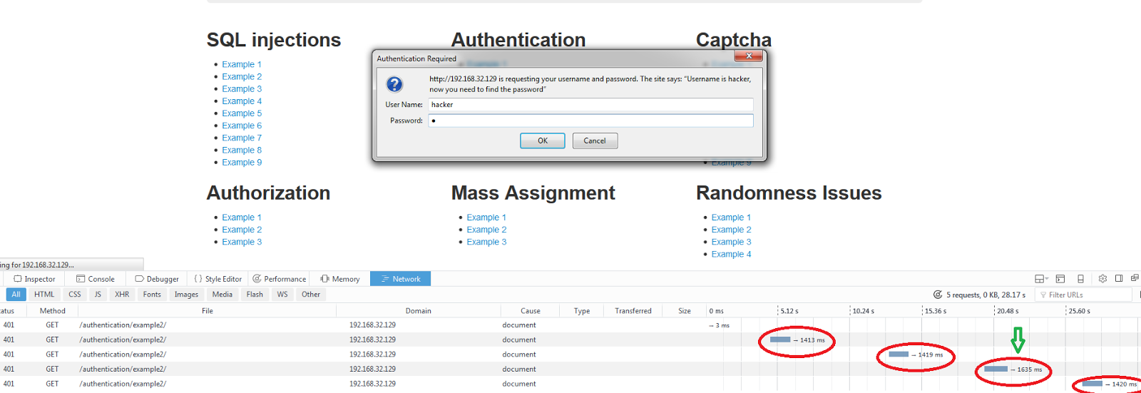 Web For Pentester II - Randomness issues/ MongoDB injection