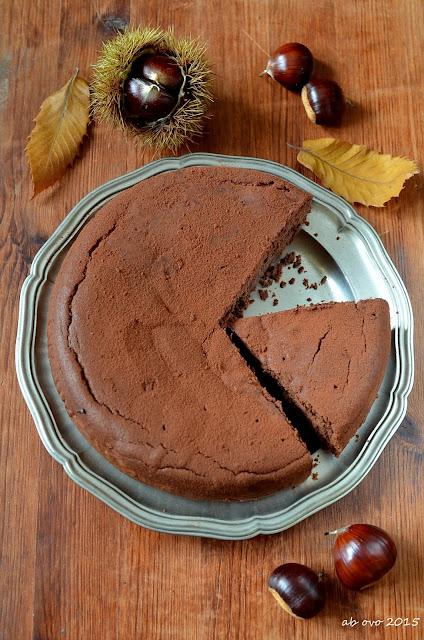 torta-di-castagne-e-cioccolato-al-rum