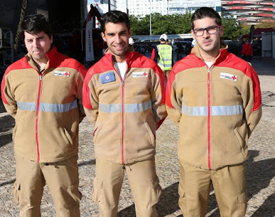 Classificação da CVP Maiorca no World Rescue Trauma Challenge
