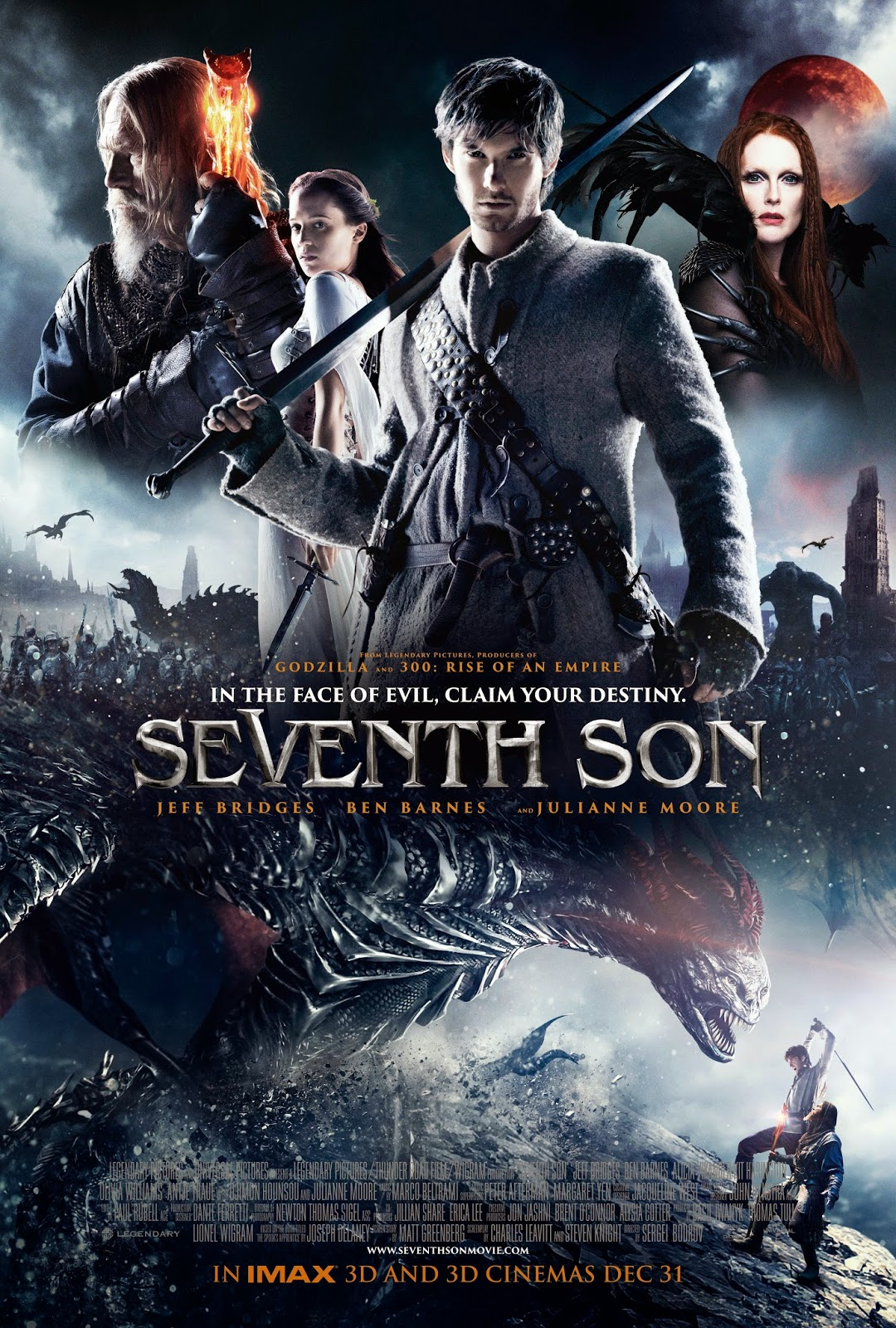 Seventh Son (2014) Brrip ταινιες online seires oipeirates greek subs