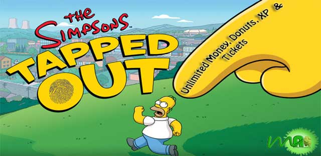 The Simpsons�: Tapped Out hack