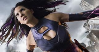 X-men Apocalypse Olivia Munn Psylocke sexy