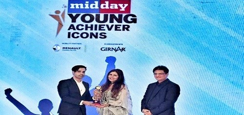 Ruhaan Rajput bags Mid-day Young Achiever Icons Award 2018