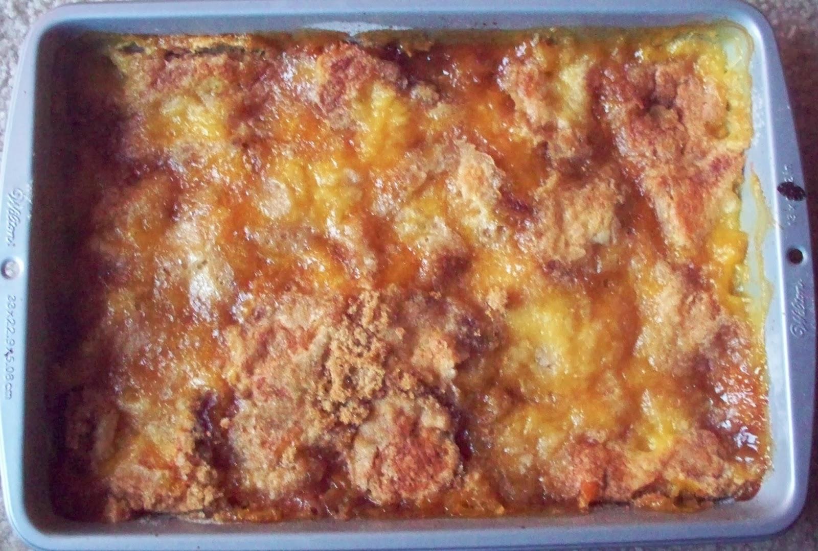 Crumb Cake Recipe With Yellow Cake Mix