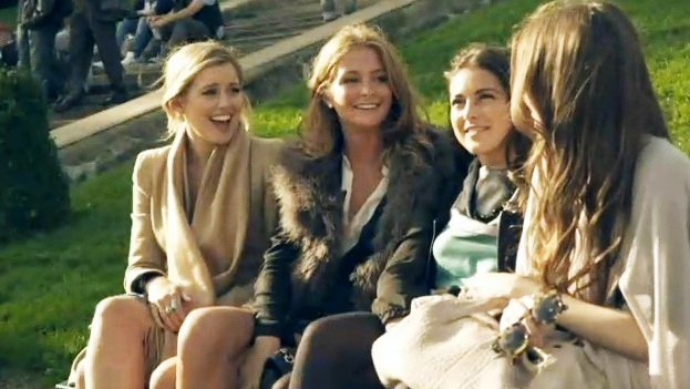 Caggie Dunlop S Camel Coats On Made In Chelsea Fashion