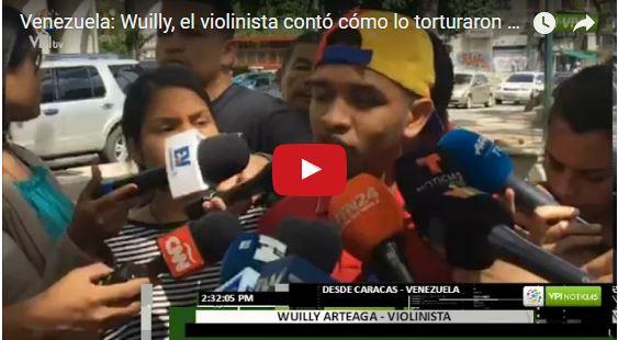 Wuilly Arteaga denuncia que Diosdado mostró videos falsos manipulados