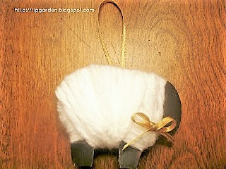Sheep Ornaments