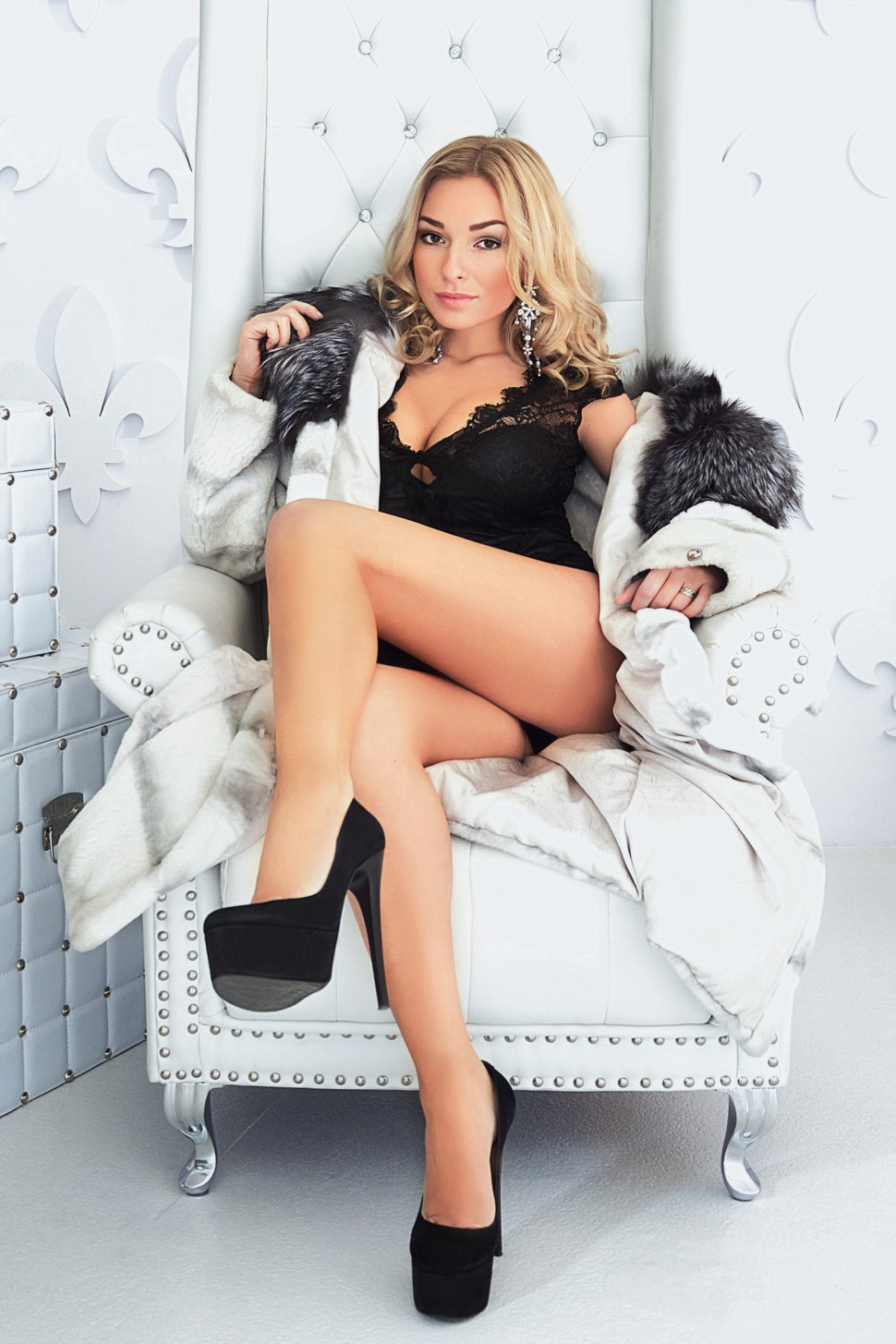 photo: ukraine dating gorgeous blonde