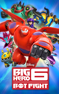 Download Game Android Gratis Big Hero 6 Bot Fight apk + obb