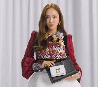 Jessica Jung Elle Korea