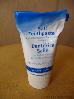 Weleda Dental Care Toothpaste Sole