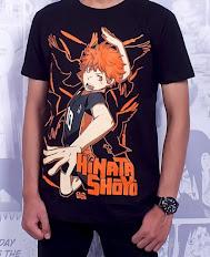 Kaos Anime Hinata Shouyo